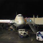 ジェット旅客機は、灯油で飛んでいる