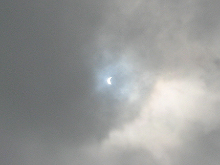 日食ワークショップ