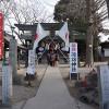 2016年 新年参拝:諏訪神社、氷川神社