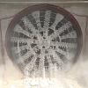 貫通したトンネルボーリングマシンがその場でUターン