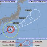 台風・彗星・太陽フレア・地震
