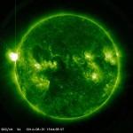 M3.4 の中規模太陽フレア