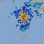 熊本で強い地震 [4/15 更新]