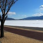 諏訪湖とうなぎ