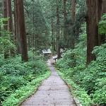 出羽三山神社(羽黒山)