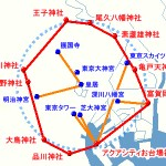 新・東京十社