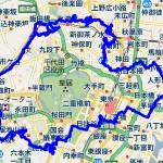 東京回峰行 五色巡り