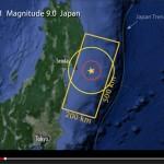 大規模地震において津波がどのように発生するのか