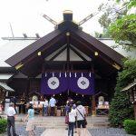 夏至の東京大神宮(その1)