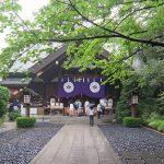 夏至の東京大神宮(その2)