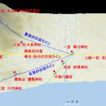 寒川神社は、レイラインが交差する希少なパワースポット