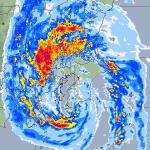 台風は今どこ?