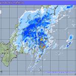 リアルタイム降雨マップ