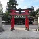 箭弓稲荷神社の縁結びの木で撮れた不思議な写真