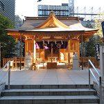 日本橋 福徳稲荷神社(芽吹稲荷神社)