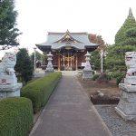 針ヶ谷 氷川神社