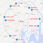 新・東京十社改訂 [1/31更新]